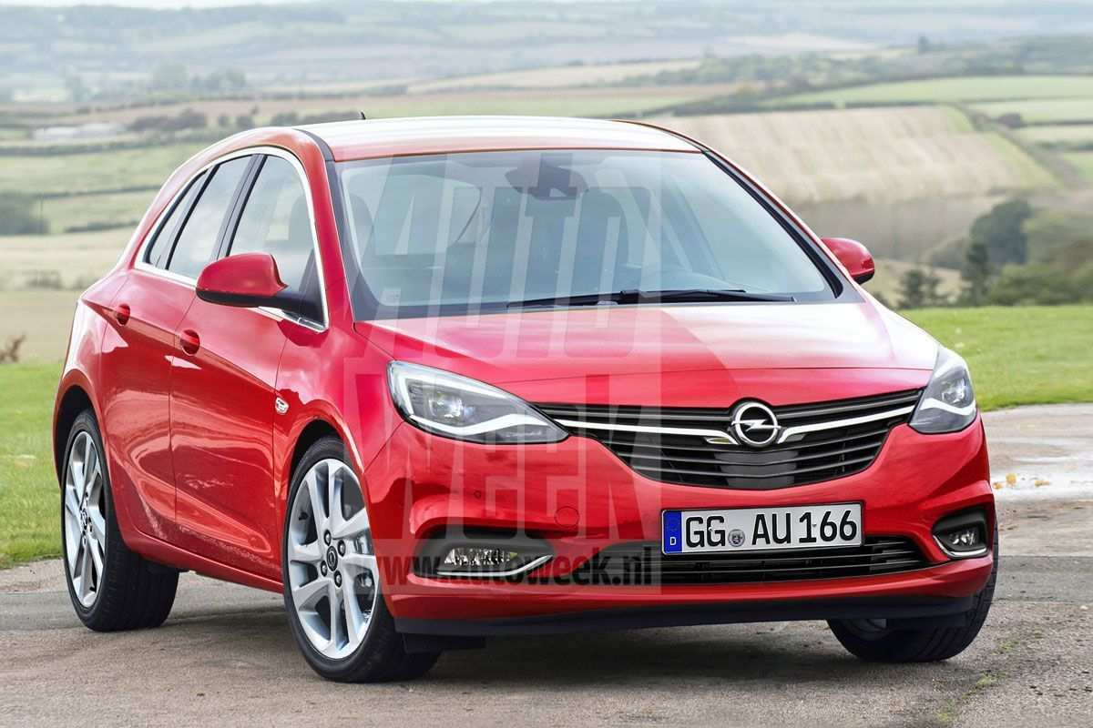 34 The 2020 Opel Corsa 2018 Exterior and Interior by 2020 Opel Corsa 2018