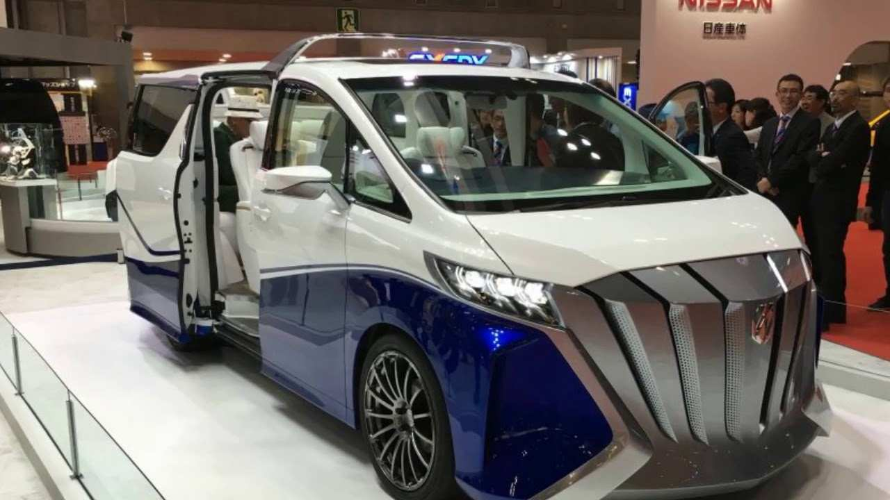 34 The 2020 Toyota Alphard 2018 Price by 2020 Toyota Alphard 2018