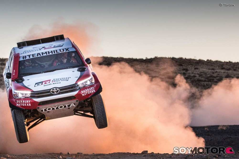 34 The Toyota Dakar 2020 Speed Test for Toyota Dakar 2020