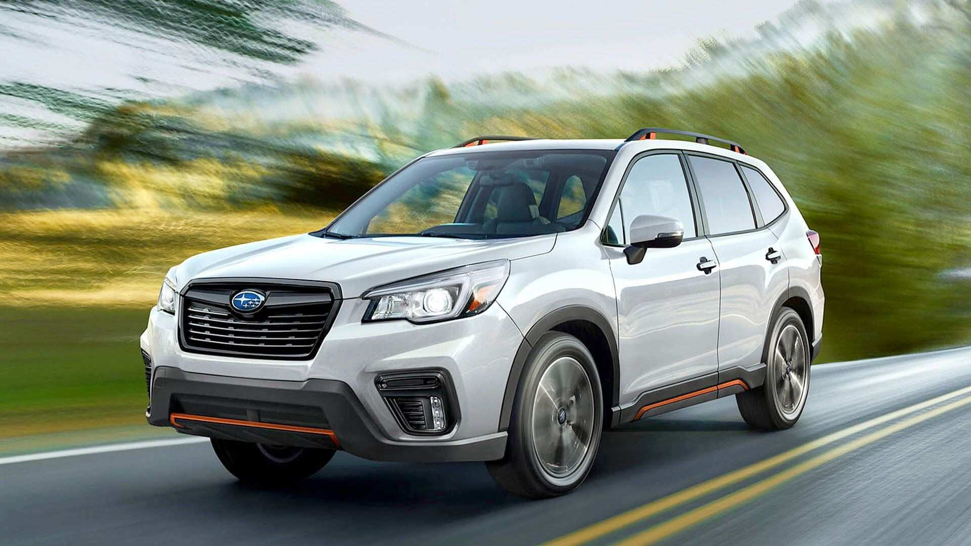 35 All New Subaru Forester 2020 News Pictures for Subaru Forester 2020 News