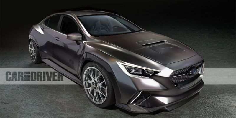 35 Best Review Subaru Sport 2020 Redesign and Concept for Subaru Sport 2020