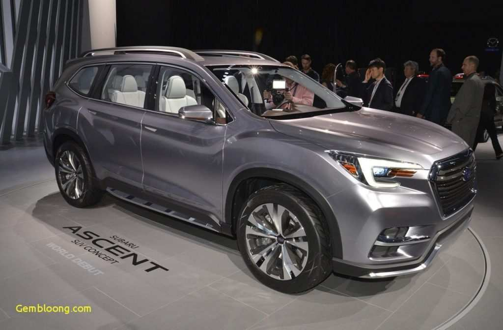 35 Best Review Subaru Tribeca 2020 Exterior with Subaru Tribeca 2020