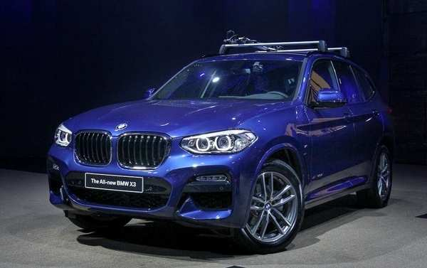 35 Concept of 2020 BMW X31 Redesign and Concept by 2020 BMW X31