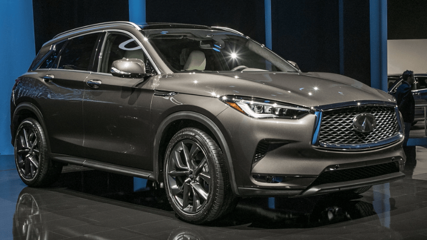 35 Concept of 2020 Infiniti Qx50 Exterior Exterior and Interior for 2020 Infiniti Qx50 Exterior