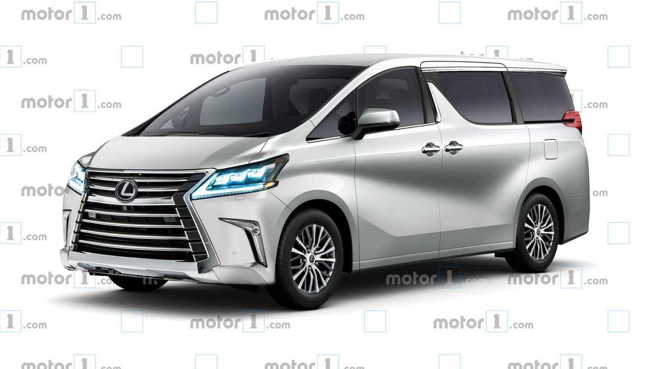 35 Concept of 2020 Lexus Minivan Review for 2020 Lexus Minivan