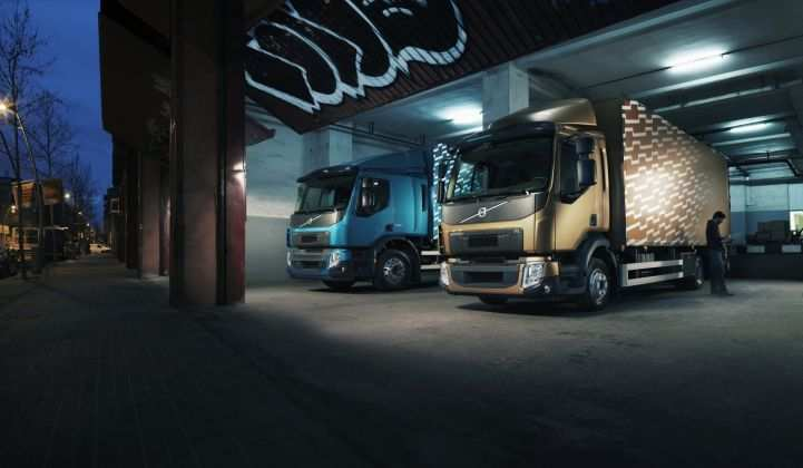 35 Concept of Volvo Electric Truck 2020 Engine for Volvo Electric Truck 2020