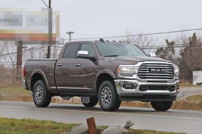 35 Gallery of 2020 Dodge Ram 2500 History with 2020 Dodge Ram 2500