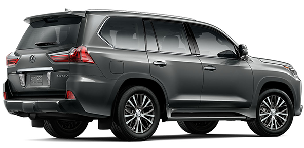 35 Gallery of 2020 Lexus LX 570 Images for 2020 Lexus LX 570