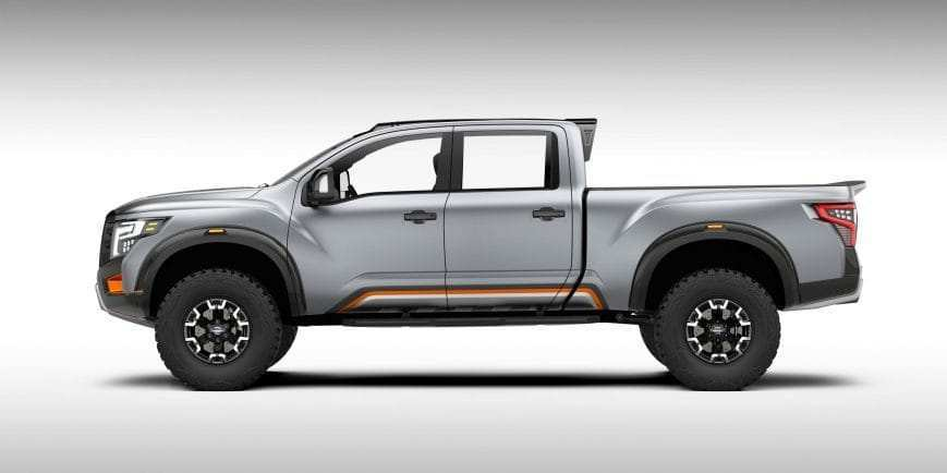 35 Gallery of 2020 Nissan Titan New Concept Release Date with 2020 Nissan Titan New Concept
