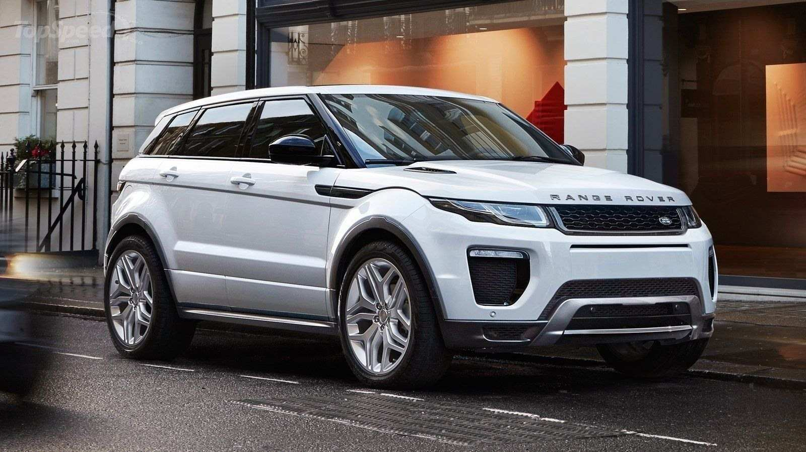 35 Gallery of 2020 Range Rover Evoque Xl Engine with 2020 Range Rover Evoque Xl