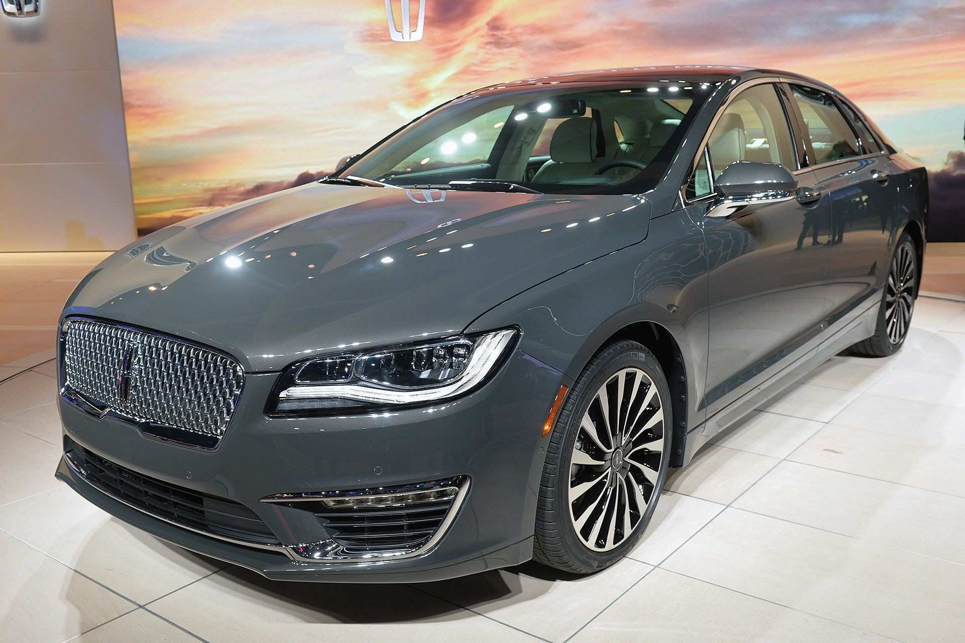Spy Shots Lincoln Mkz Sedan Specs