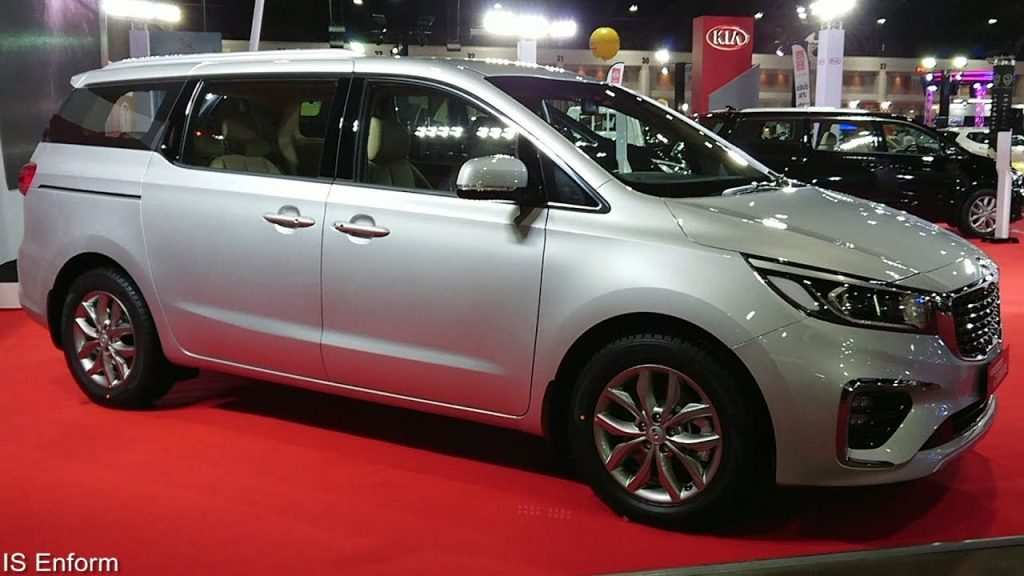 35 Gallery of Kia Grand Carnival 2020 Exterior Redesign and Concept with Kia Grand Carnival 2020 Exterior