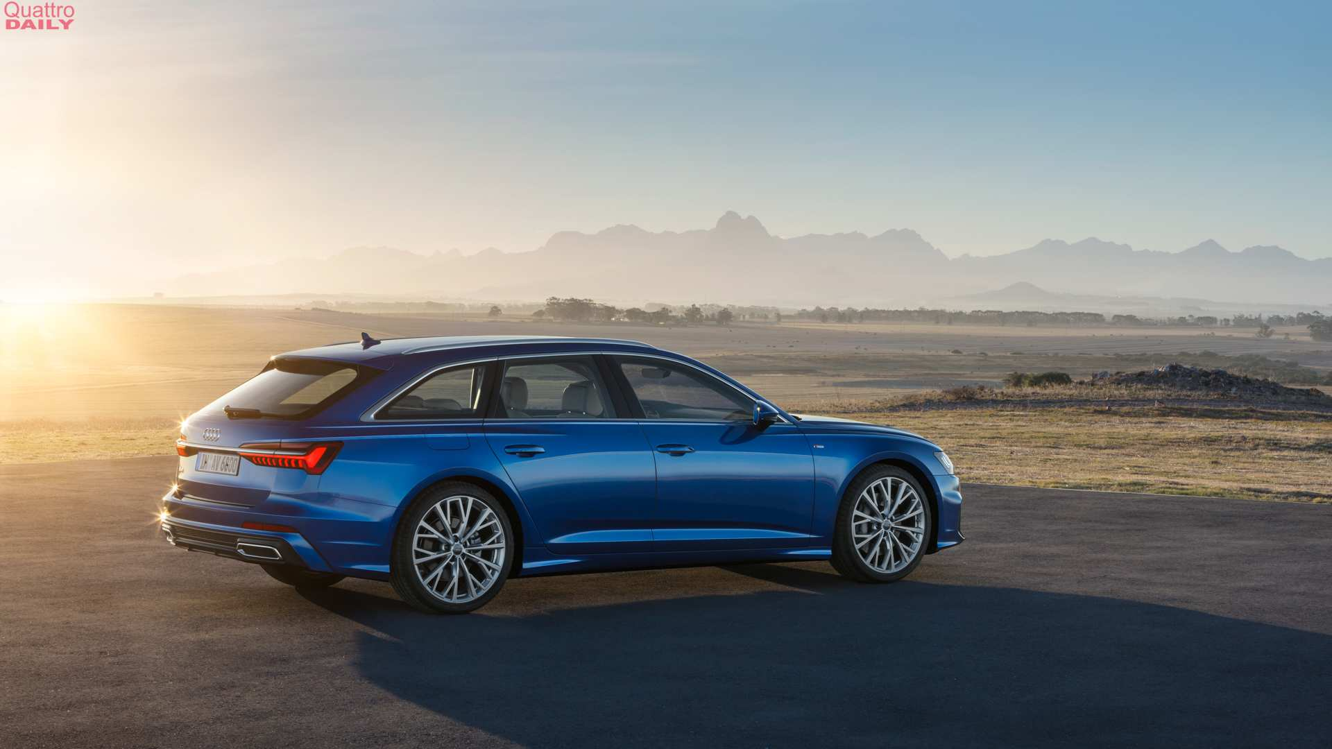 35 Great 2020 Audi A6 Comes Spy Shoot by 2020 Audi A6 Comes