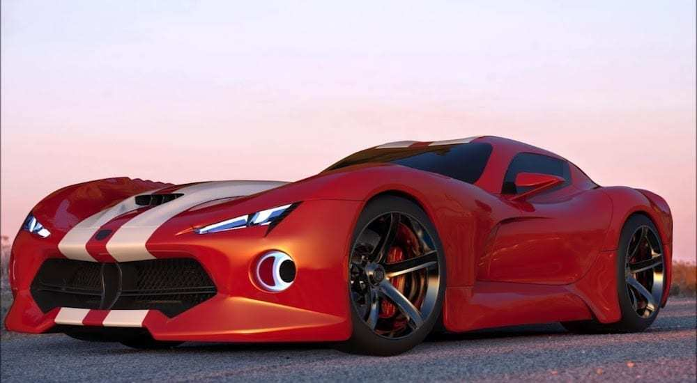35 Great 2020 Dodge Viper Overview by 2020 Dodge Viper