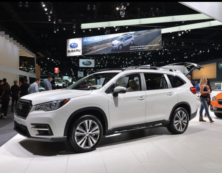 35 Great 2020 Subaru Ascent Ground Clearance Speed Test for 2020 Subaru Ascent Ground Clearance