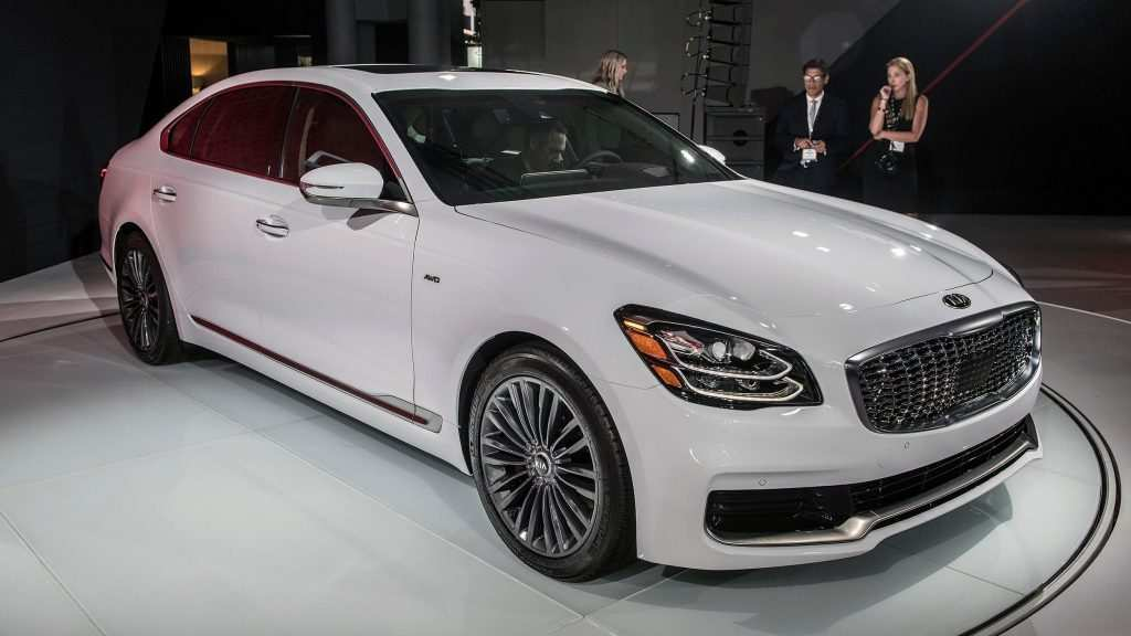 35 Great K900 Kia 2020 Release Date by K900 Kia 2020