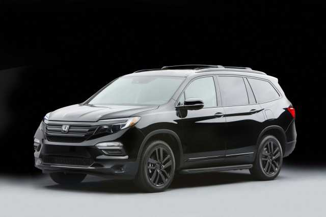 35 New 2020 Honda Pilot Black Edition Spesification with 2020 Honda Pilot Black Edition