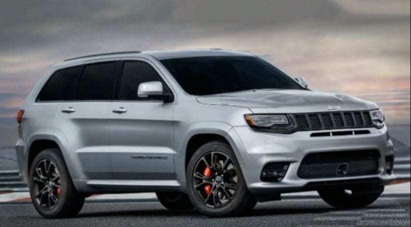 35 New 2020 Jeep Grand Cherokee Ratings by 2020 Jeep Grand Cherokee