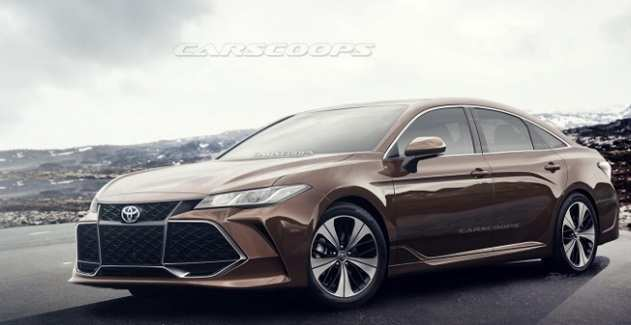 35 New 2020 Toyota Avalon Brochure Specs and Review by 2020 Toyota Avalon Brochure