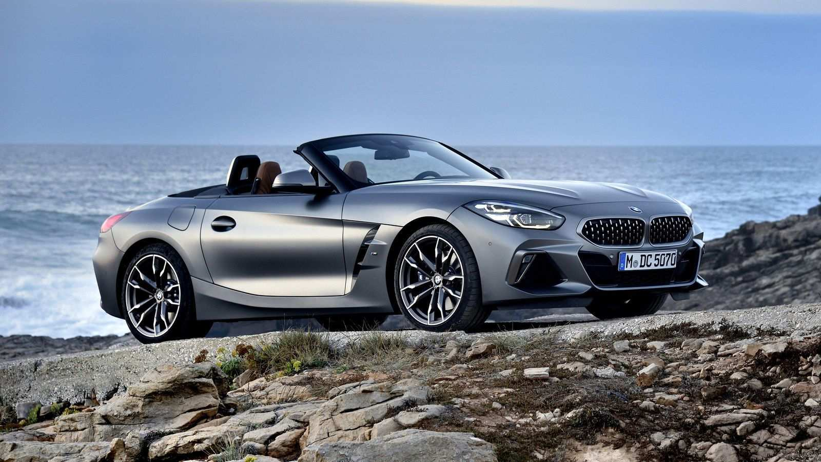 35 The 2020 BMW Z4 Roadster Spy Shoot by 2020 BMW Z4 Roadster