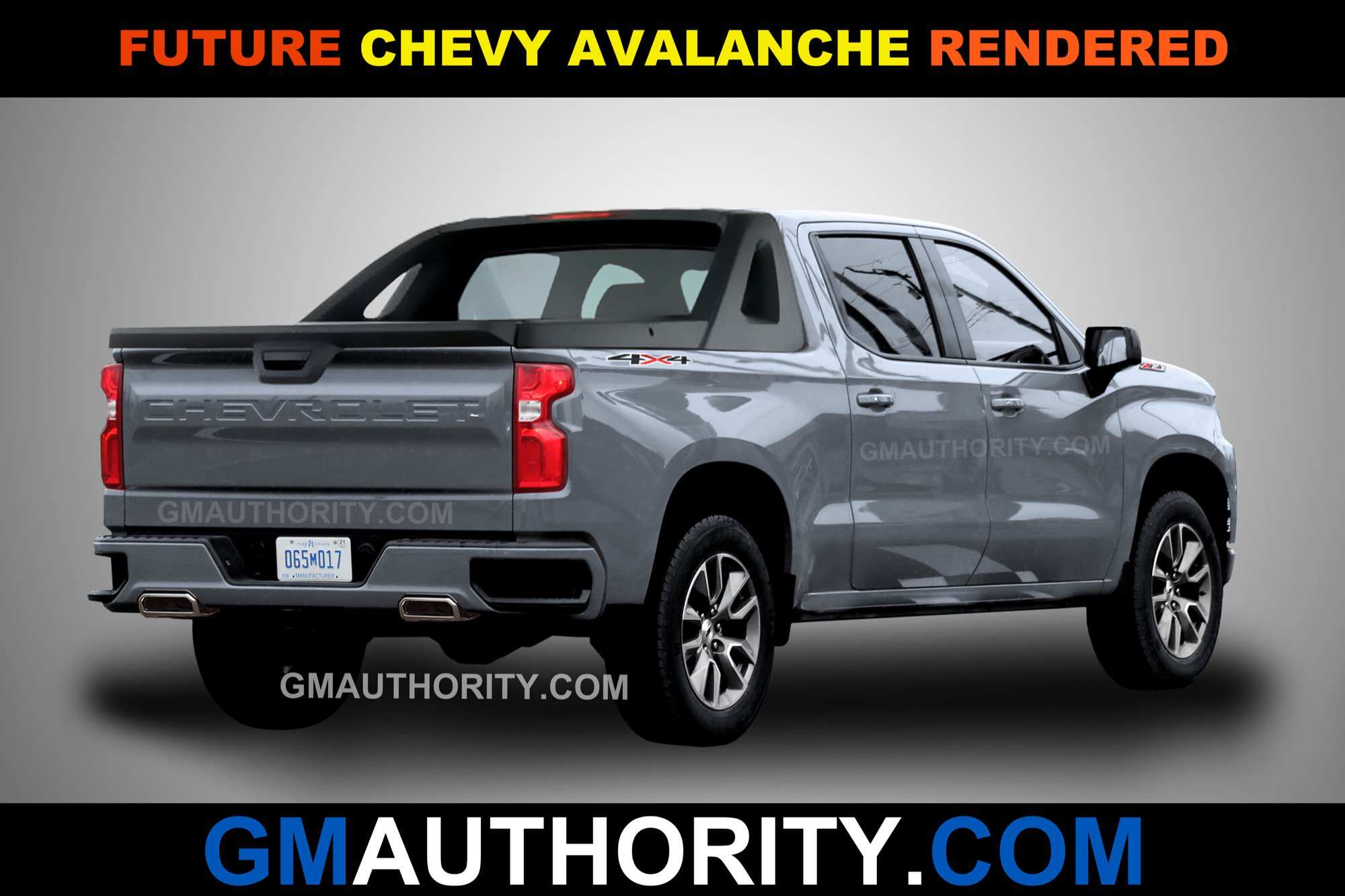 35 The 2020 Chevy Avalanche Performance and New Engine with 2020 Chevy Avalanche
