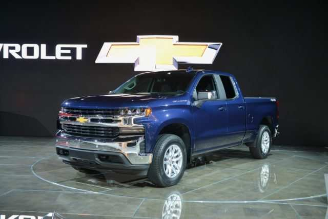 35 The 2020 Chevy Silverado Overview with 2020 Chevy Silverado