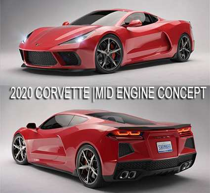 35 The 2020 Corvette Stingray Photos by 2020 Corvette Stingray