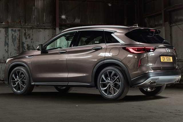 35 The 2020 Infiniti Qx50 Mpg Concept for 2020 Infiniti Qx50 Mpg