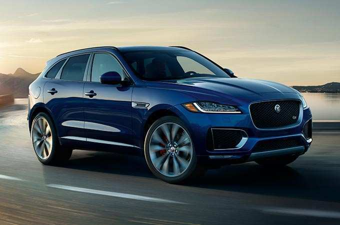 35 The 2020 Jaguar F Pace Svr Exterior Concept for 2020 Jaguar F Pace Svr Exterior