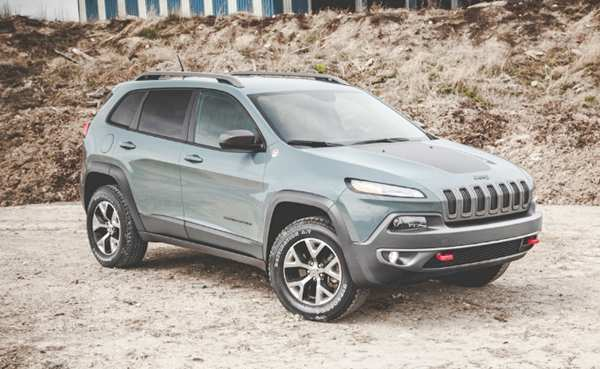 35 The 2020 Jeep Cherokee Towing Capacity Style with 2020 Jeep Cherokee Towing Capacity