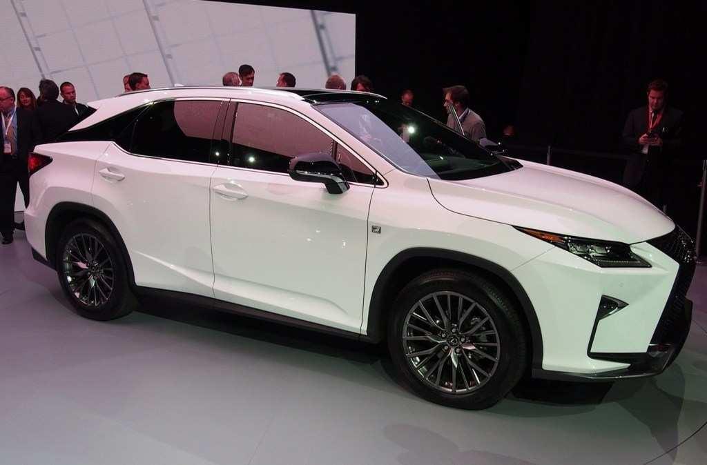 35 The 2020 Lexus TX 350 Performance with 2020 Lexus TX 350