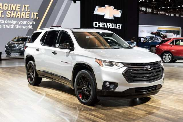 36 All New 2020 Chevy Traverse Configurations by 2020 Chevy Traverse