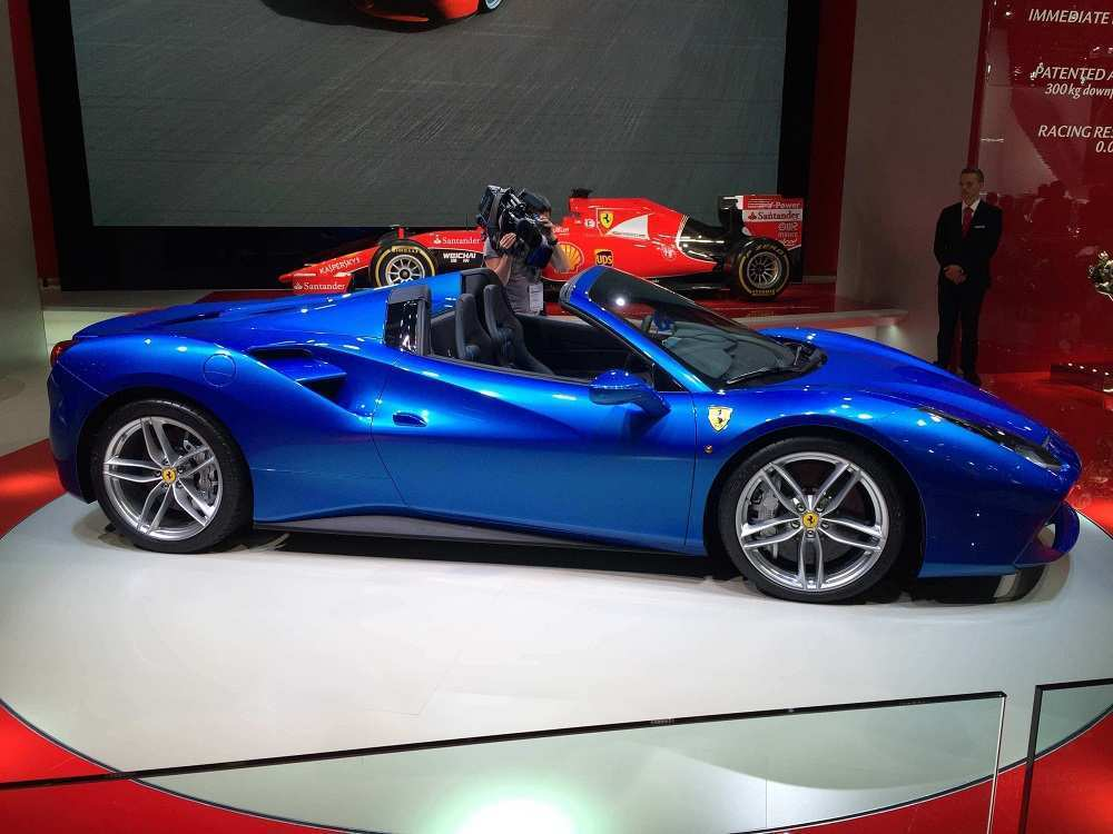 36 All New 2020 Ferrari 488 Spider Exterior Reviews with 2020 Ferrari 488 Spider Exterior