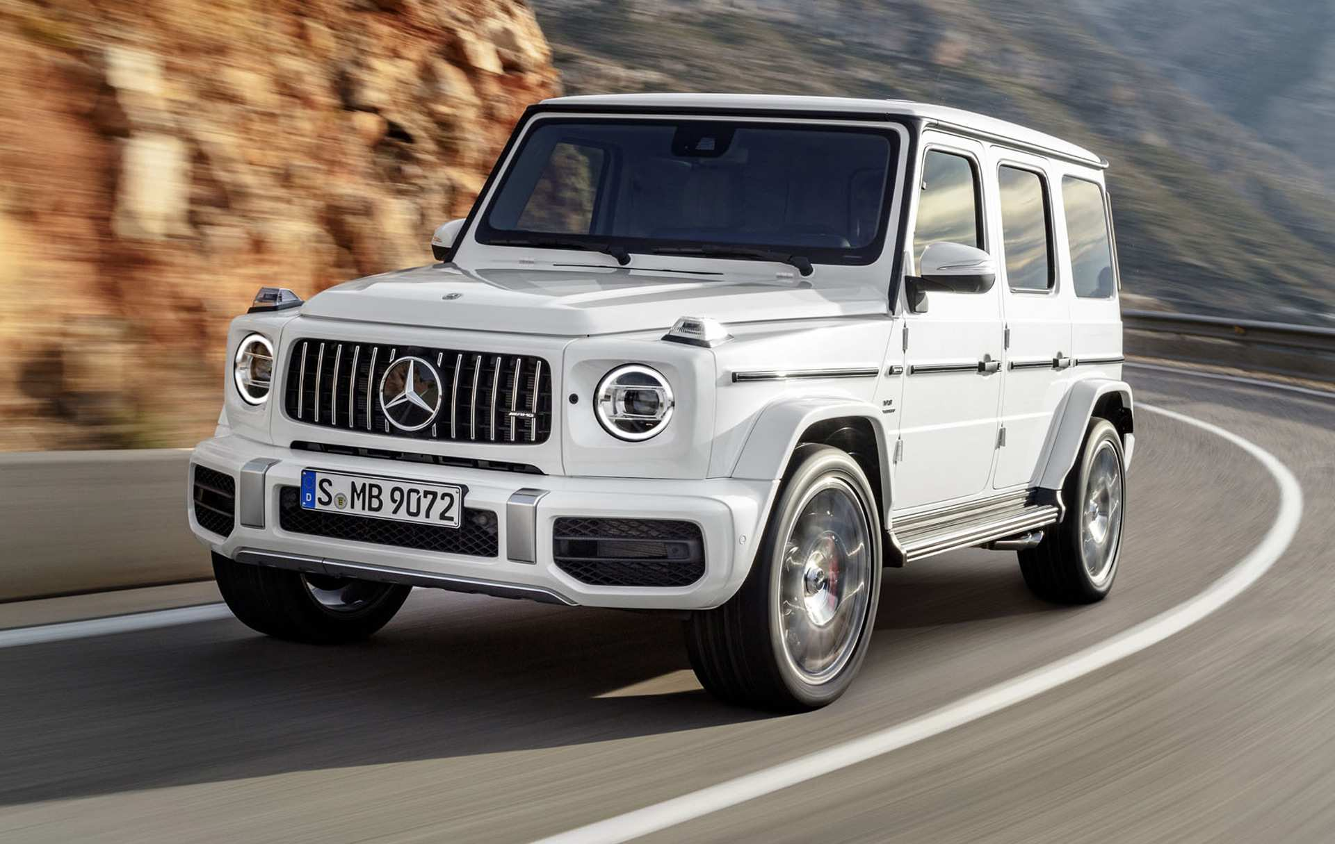 36 All New 2020 Mercedes G Wagon Picture for 2020 Mercedes G Wagon