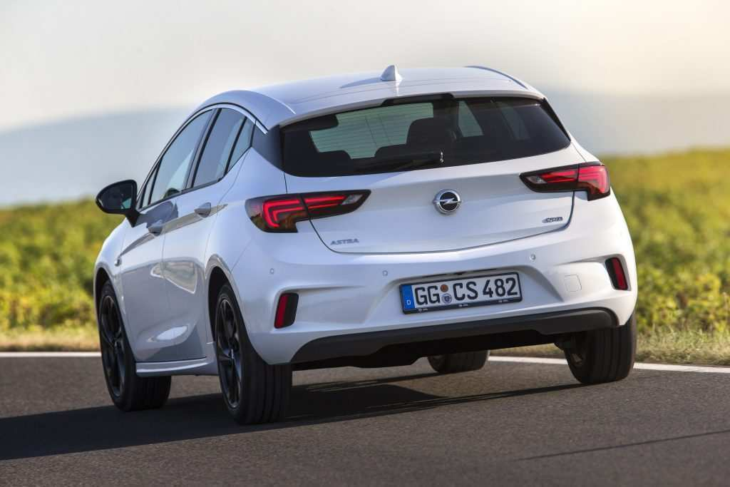 36 All New 2020 New Opel Astra 2018 Price by 2020 New Opel Astra 2018