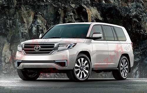 36 All New Toyota Land Cruiser V8 2020 Specs and Review by Toyota Land Cruiser V8 2020
