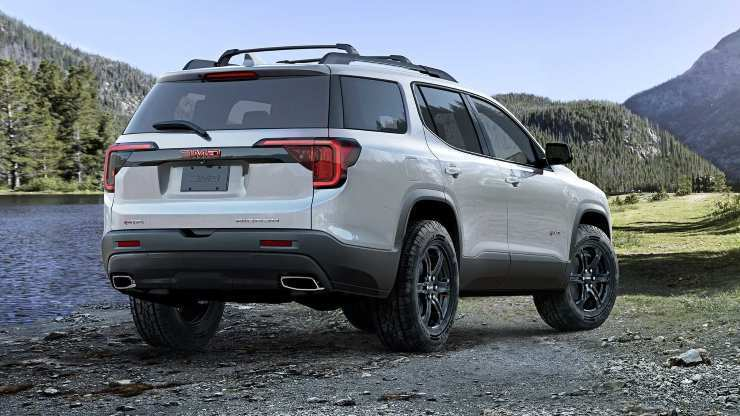 36 Best Review 2020 GMC Acadia Ratings for 2020 GMC Acadia