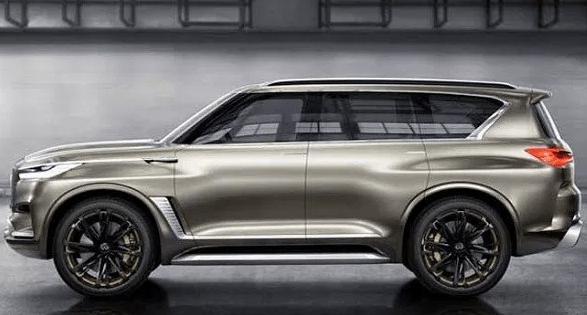 36 Best Review 2020 Infiniti Qx80 Pictures For