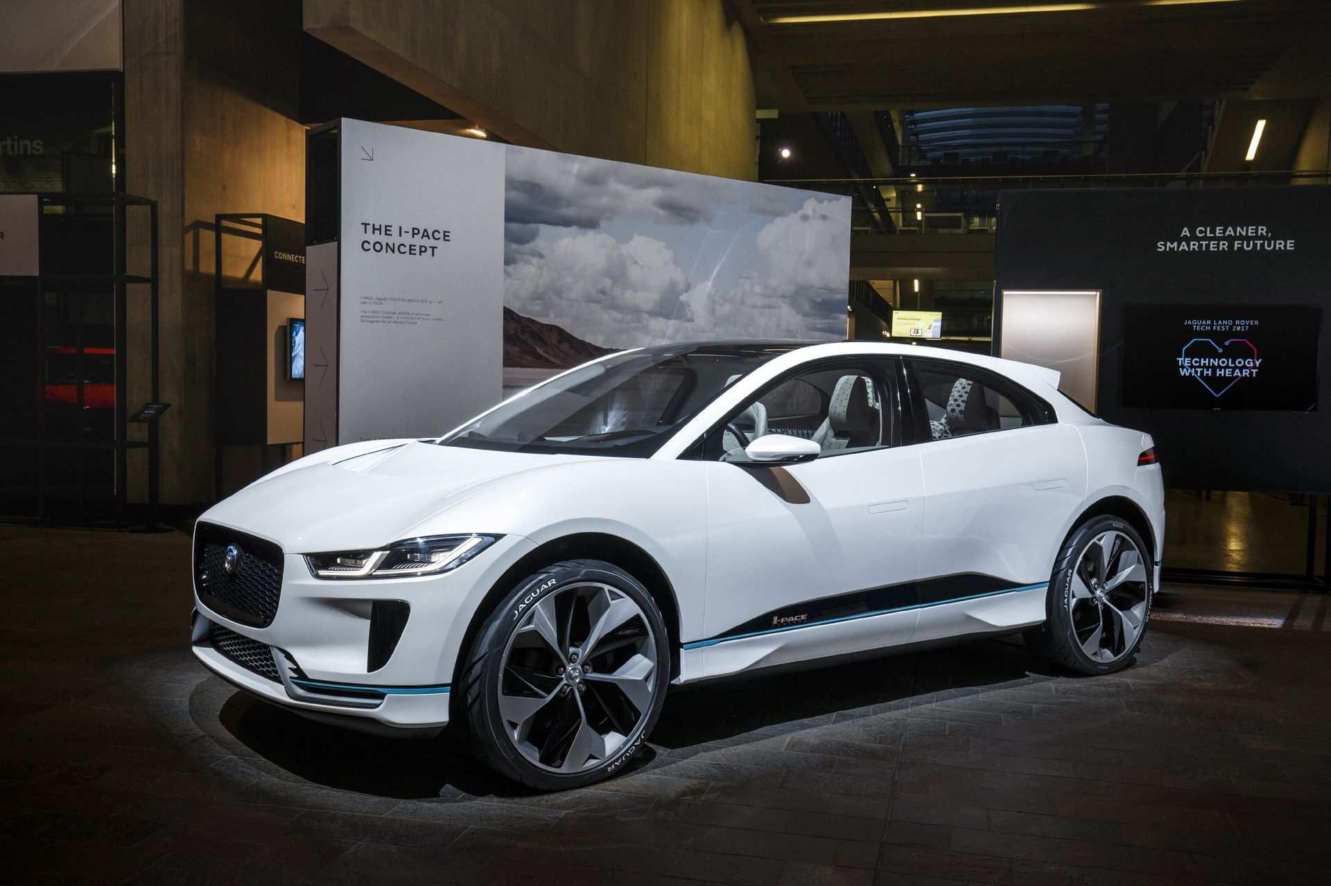 36 Best Review 2020 Jaguar I Pace Interior for 2020 Jaguar I Pace