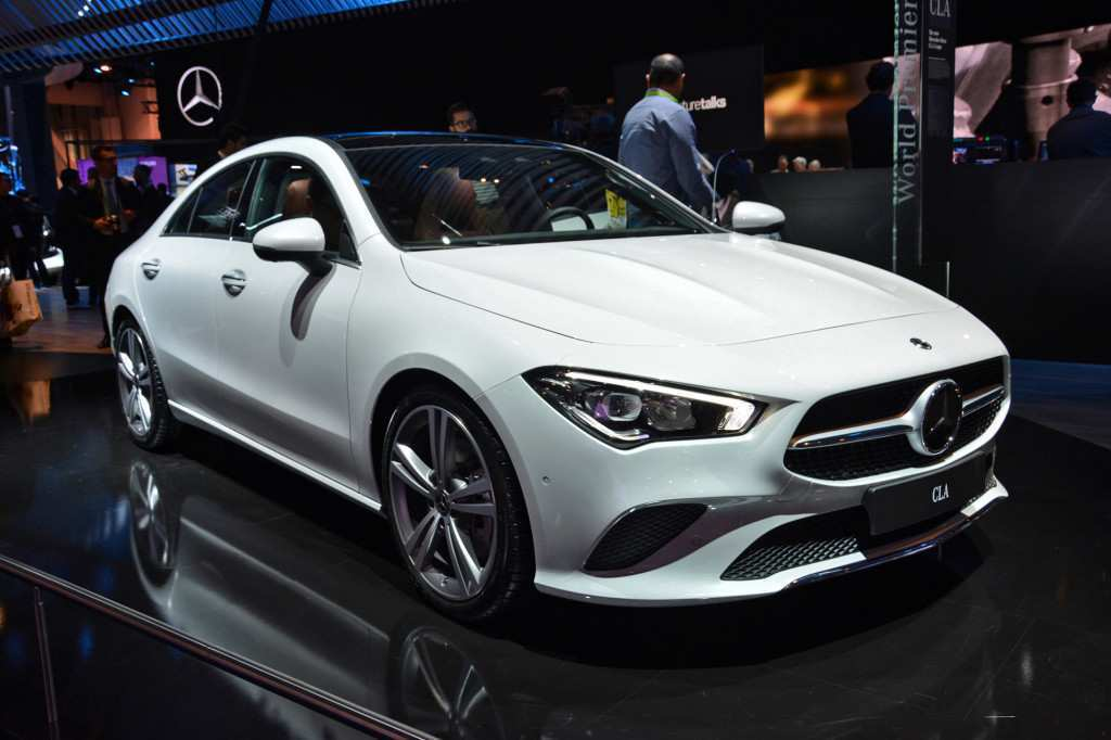 36 Best Review Cla Mercedes 2020 History by Cla Mercedes 2020