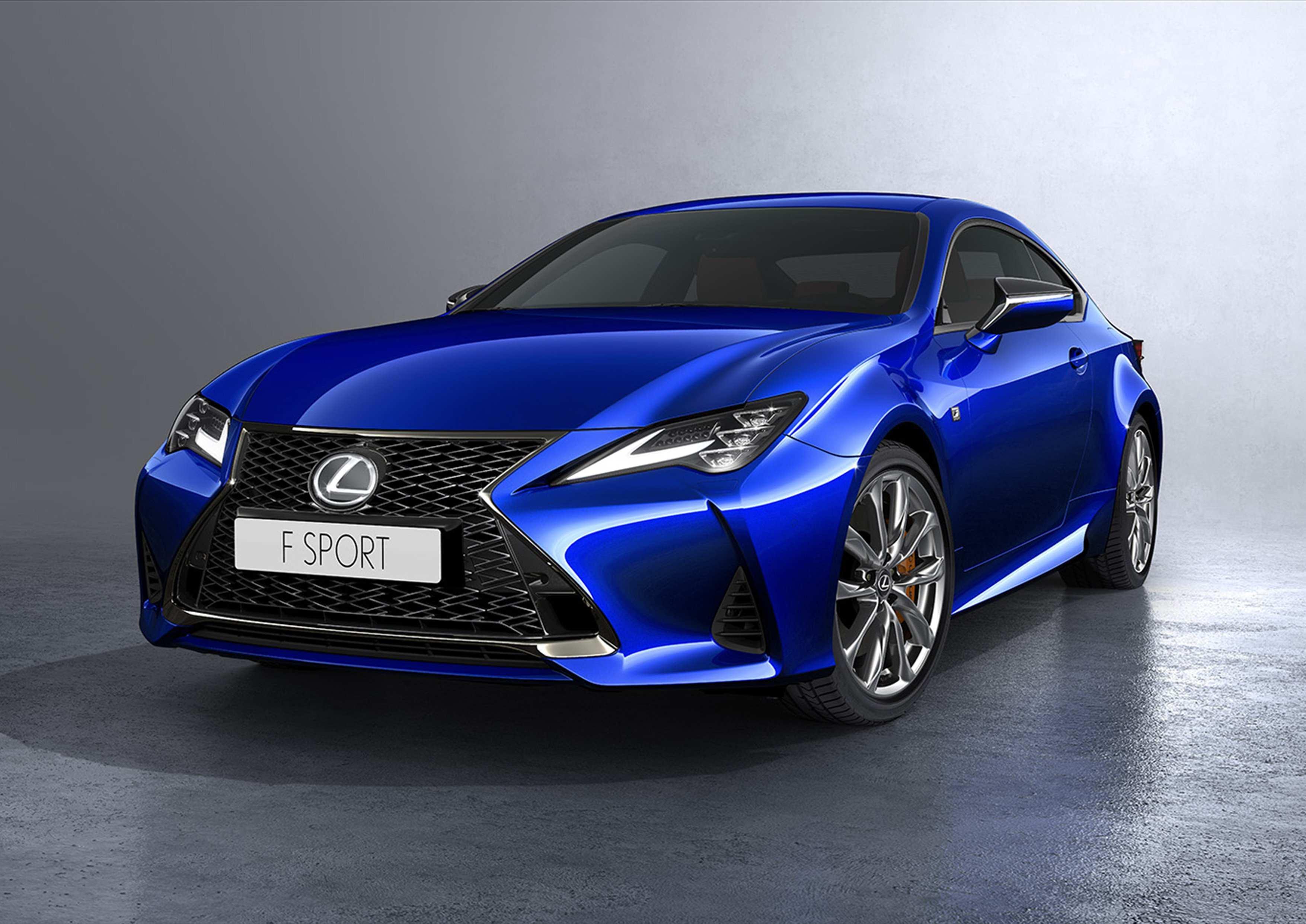 36 Best Review Lexus 2020 Sport Spesification with Lexus 2020 Sport