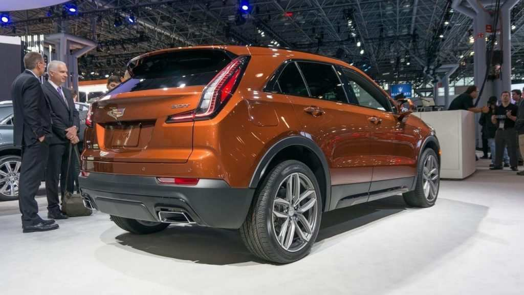 36 Concept of 2020 Cadillac SRX Spy Shoot with 2020 Cadillac SRX