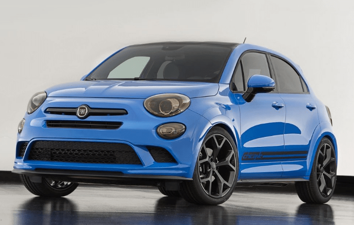 36 Concept of 2020 Fiat 500X New Review by 2020 Fiat 500X