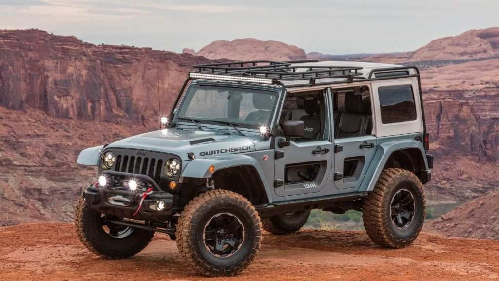 36 Concept of 2020 Jeep Wrangler Rubicon Exterior by 2020 Jeep Wrangler Rubicon