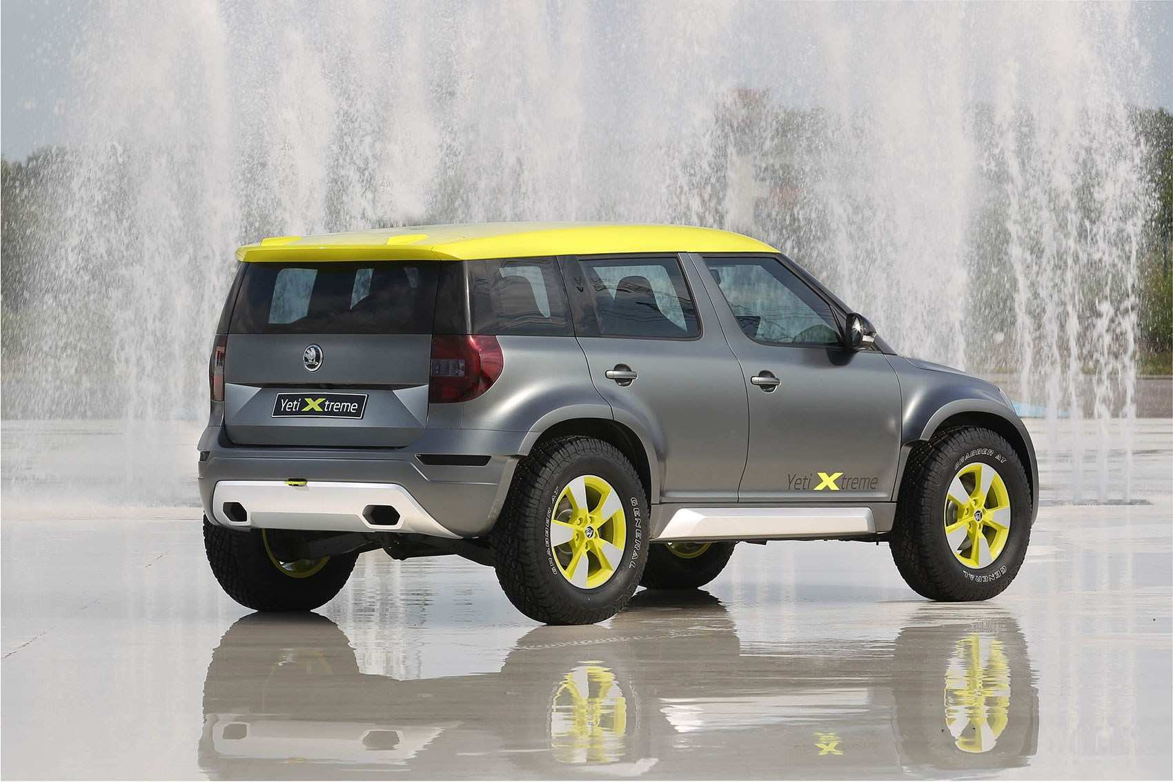 36 Concept of 2020 Skoda Yeti New Concept with 2020 Skoda Yeti