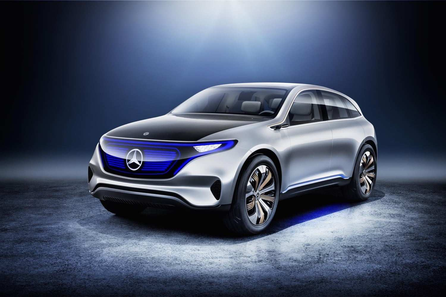 36 Concept of Mercedes 2020 Electric Car Price and Review by Mercedes 2020 Electric Car