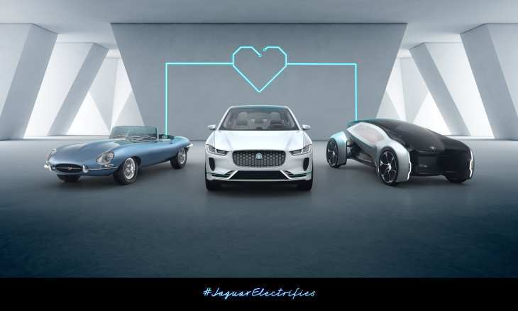 36 Gallery of 2020 Jaguar Electric Exterior by 2020 Jaguar Electric