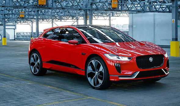 36 Gallery of 2020 Jaguar I Pace Electric Specs by 2020 Jaguar I Pace Electric