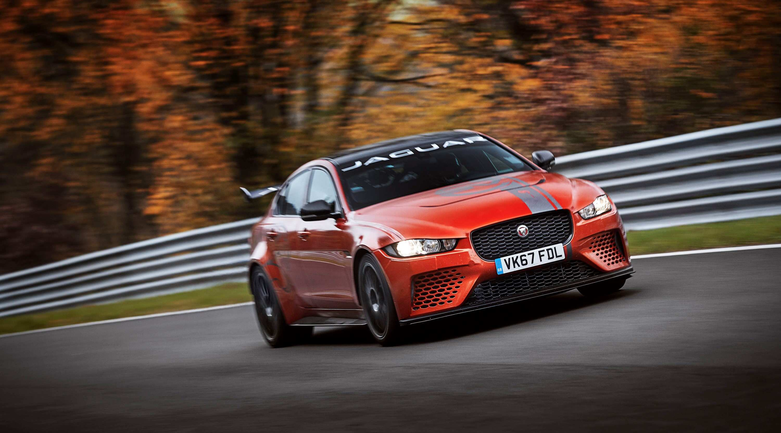36 Gallery of 2020 Jaguar Xe Sv Project 8 Performance and New Engine with 2020 Jaguar Xe Sv Project 8