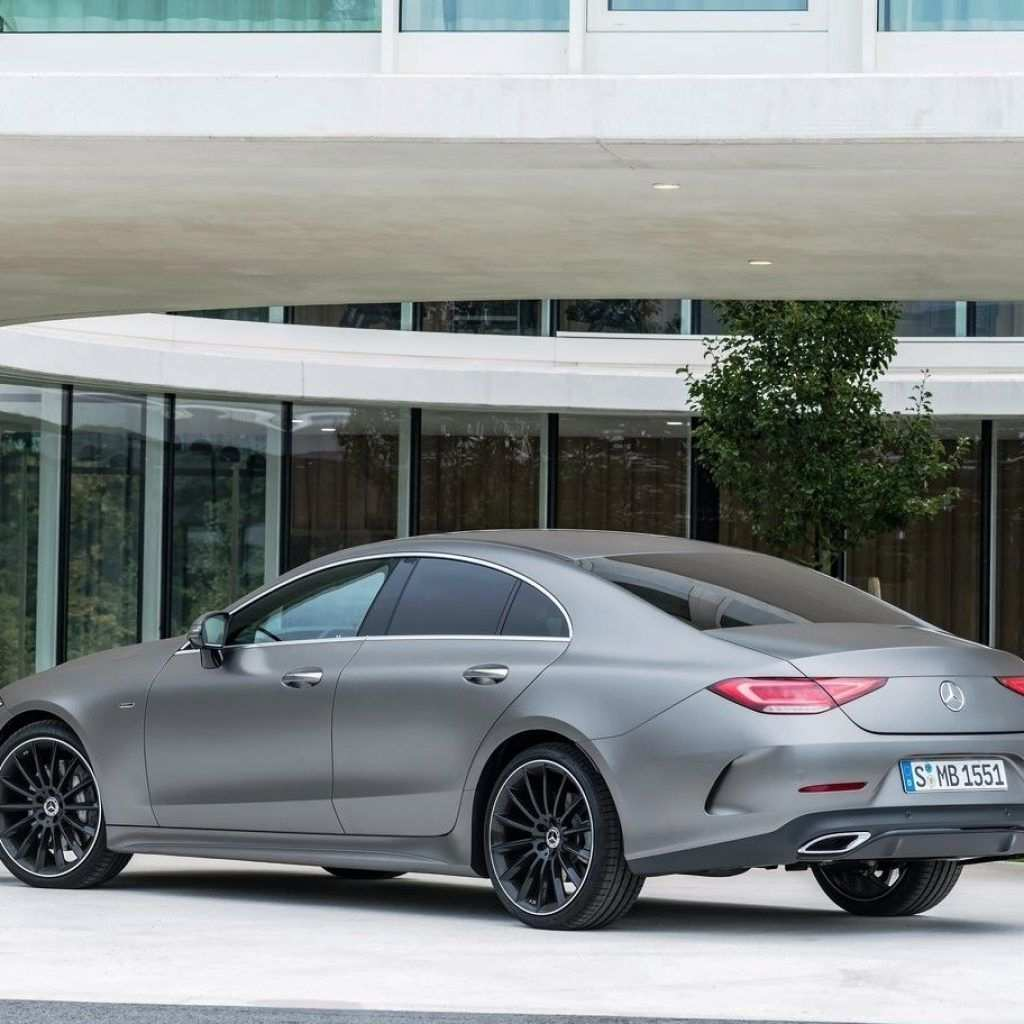 36 Gallery of Mercedes Cls 2020 Exterior Wallpaper with Mercedes Cls 2020 Exterior